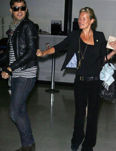 Kate Moss ve 39 yaşındaki sevgilisi